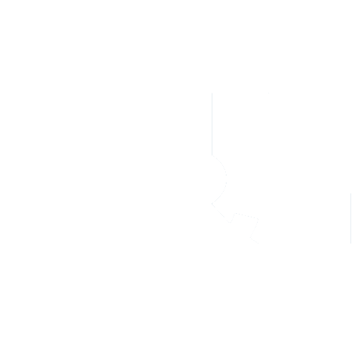 M&L Logo white